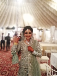 This gorgeosity got married